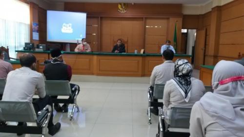 Kunjungan KPTA Jabar - 16 Juni 2021
