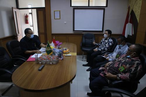 Pembinaan Kepada Tim Pengelola Keuangan PA Kota Tasikmalaya Dari BUA Mahkamah Agung