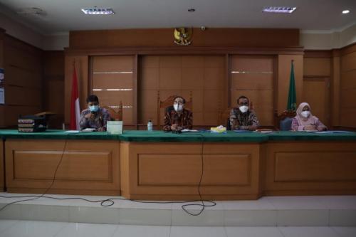 Ekspose Pemeriksaan PTA Jawa Barat 2 - 3 September 2021